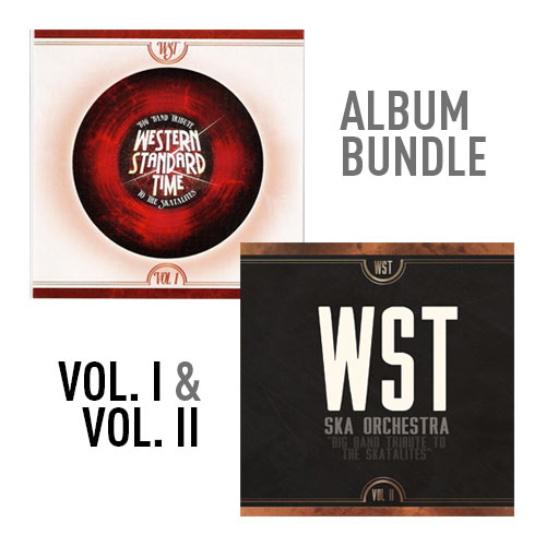 WST Album Bundle: Vol. I & II