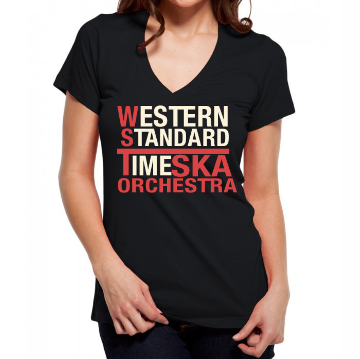 WST 2016 Logo T-Shirt - Womens