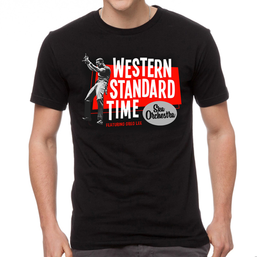 WST Greg Lee T-Shirt (Black)