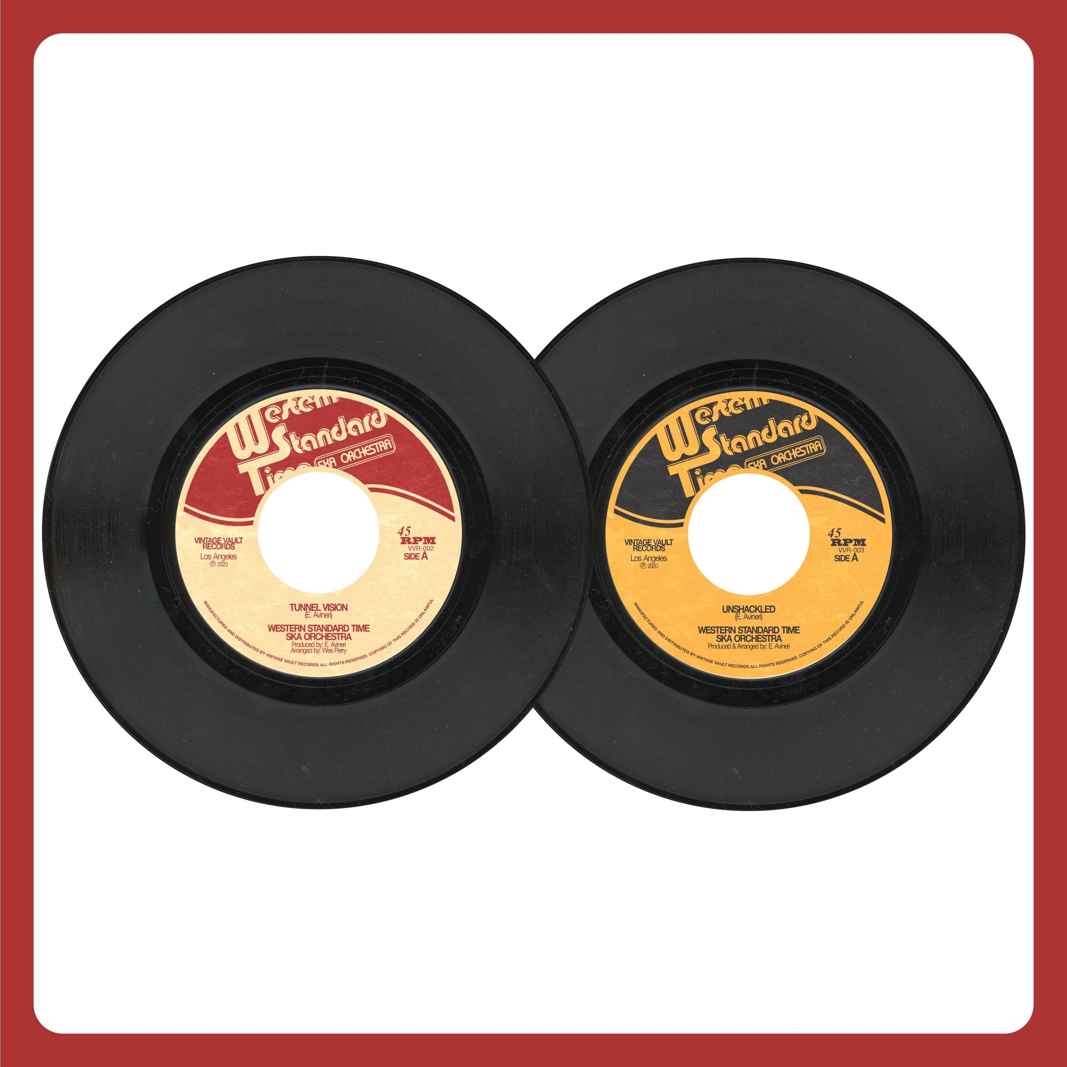 WST SKA - Vinyl 45 Bundle